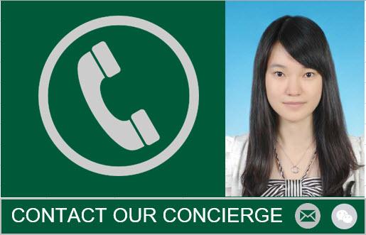 Contact Concierge Adeline