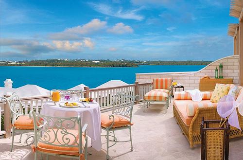 rosewood hotel terrace